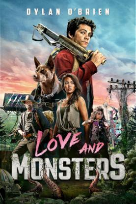 爱与怪物-怪物问题