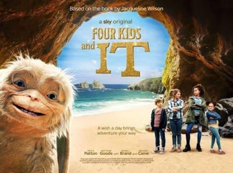 四个孩子与神奇动物